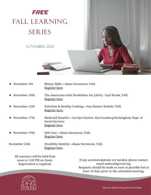 online seminars 2020.11