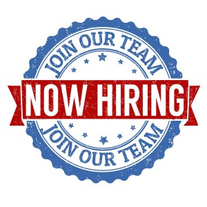 Join our team - now hiring